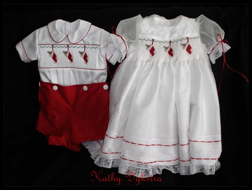 Boy Girl Christmas Outfits